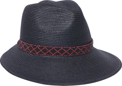 Physician Endorsed Physician Endorsed Regent Hat One Size - Black/Red - Physician Endorsed Hats/Gloves/Scarves