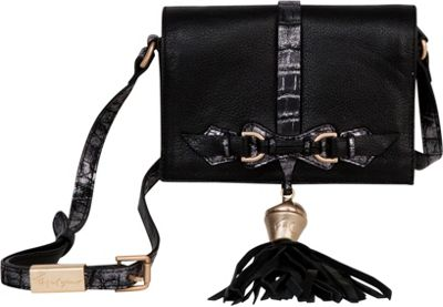 Foley + Corinna Bo Crossbody Black - Foley + Corinna Designer Handbags
