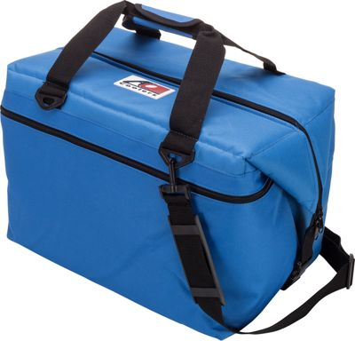 AO Coolers 48 Pack Canvas Soft Cooler Royal Blue - AO Coolers Outdoor Coolers