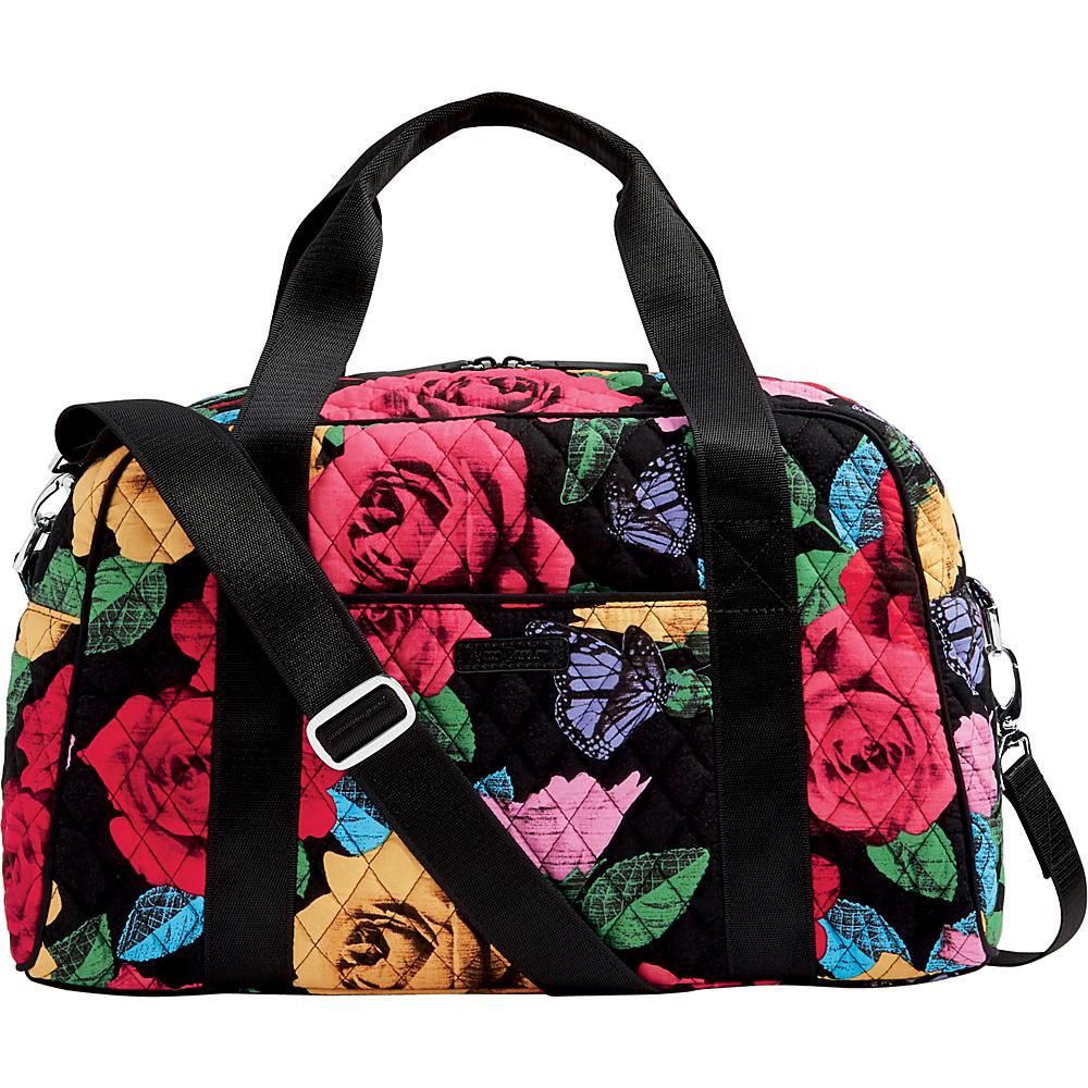 Vera Bradley Compact Sport Bag Havana Rose - Vera Bradley Travel Duffels - Duffels, Travel Duffels