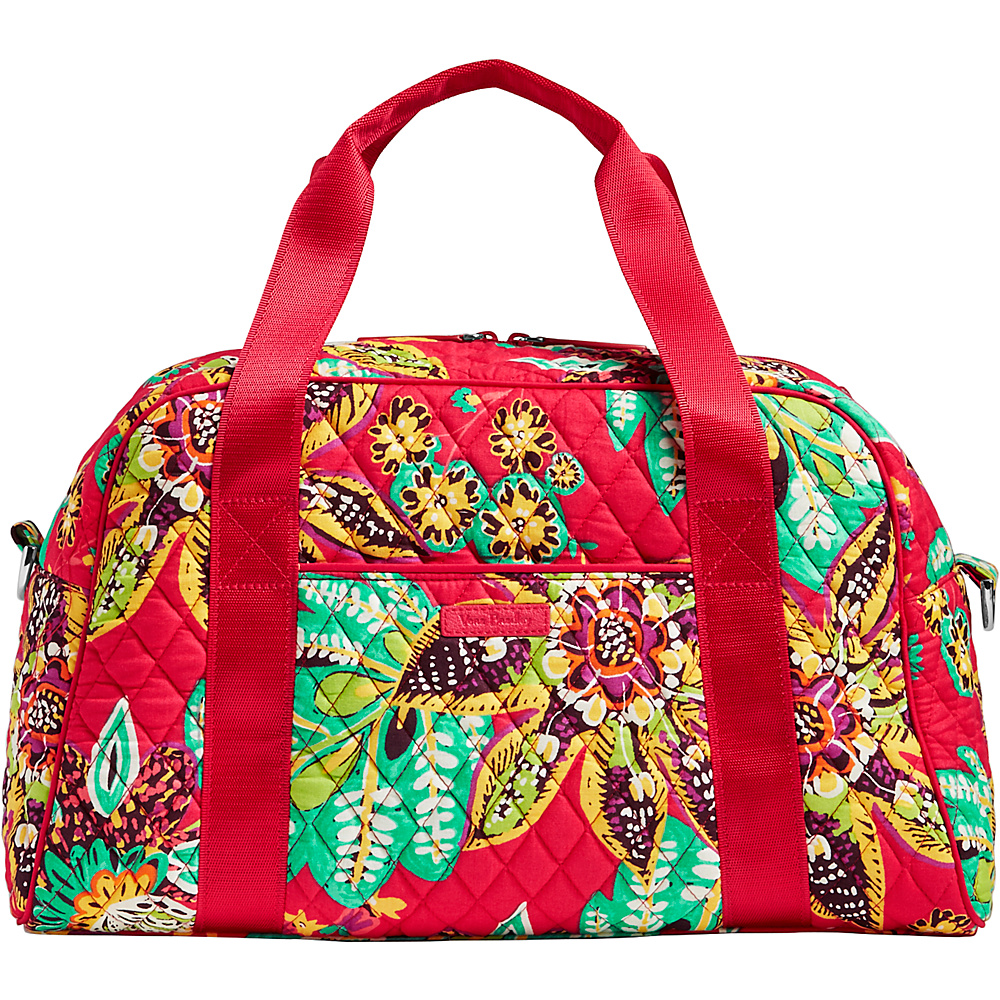 Vera Bradley Compact Sport Bag Rumba - Vera Bradley Travel Duffels - Duffels, Travel Duffels