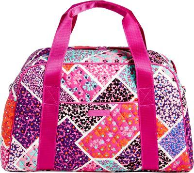 Vera Bradley Compact Sport Bag Modern Medley - Vera Bradley Travel Duffels