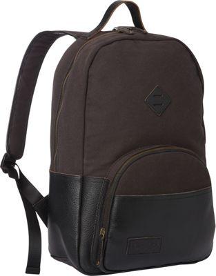BENRUS Sentry Backpack Black - BENRUS Business & Laptop Backpacks