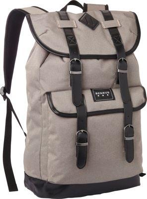 BENRUS Scout Black Label Backpack Desert Sand - BENRUS Everyday Backpacks