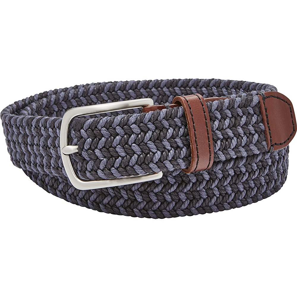Fossil Kyle Belt 32 - Navy - Fossil Other Fashion Accessories - Fashion Accessories, Other Fashion Accessories