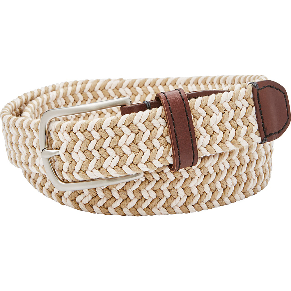 Fossil Kyle Belt 32 - Khaki - Fossil Other Fashion Accessories - Fashion Accessories, Other Fashion Accessories