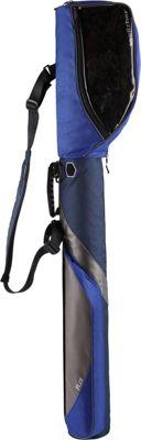 Wellzher Quantum 2 in 1 Sunday Golf Bag Navy - Wellzher Golf Bags