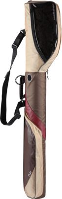 Wellzher Quantum 2 in 1 Sunday Golf Bag Brown - Wellzher Golf Bags