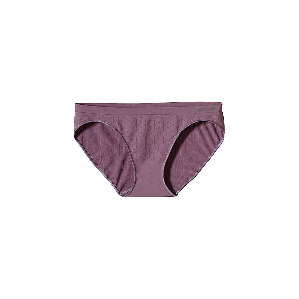 Patagonia Womens Barely Bikini S - Geo Diamond: Petoskey Purple - Patagonia Womens Apparel - Apparel & Footwear, Women's Apparel