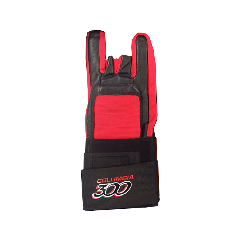 Columbia 300 Bags Pro Wrist Glove Red Bowling Glove Left Large Columbia 300 Bags Sports Accessories