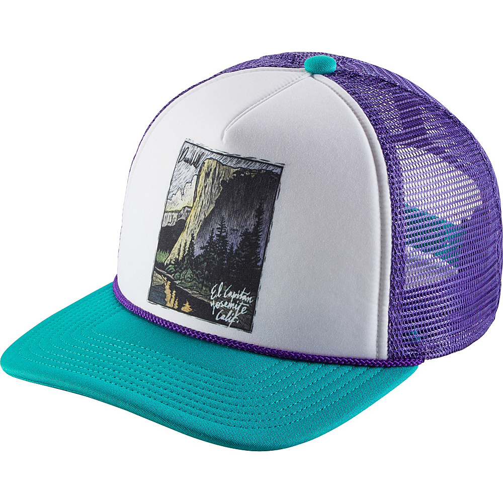 Patagonia El Cap Classic Interstate Hat One Size - True Teal - Patagonia Hats/Gloves/Scarves - Fashion Accessories, Hats/Gloves/Scarves