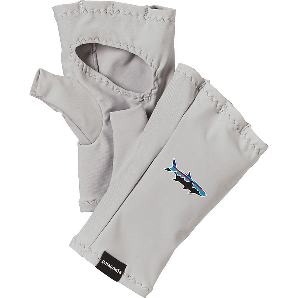 Patagonia Sun Gloves M - Tailored Grey - Patagonia Hats/Gloves/Scarves - Fashion Accessories, Hats/Gloves/Scarves