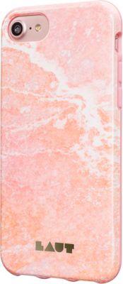 LAUT iPhone 7 Huex Elements Case Marble Pink - LAUT Electronic Cases