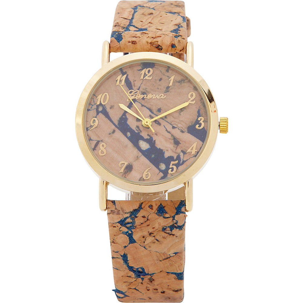Samoe Cork Band Watch Cork Samoe Watches