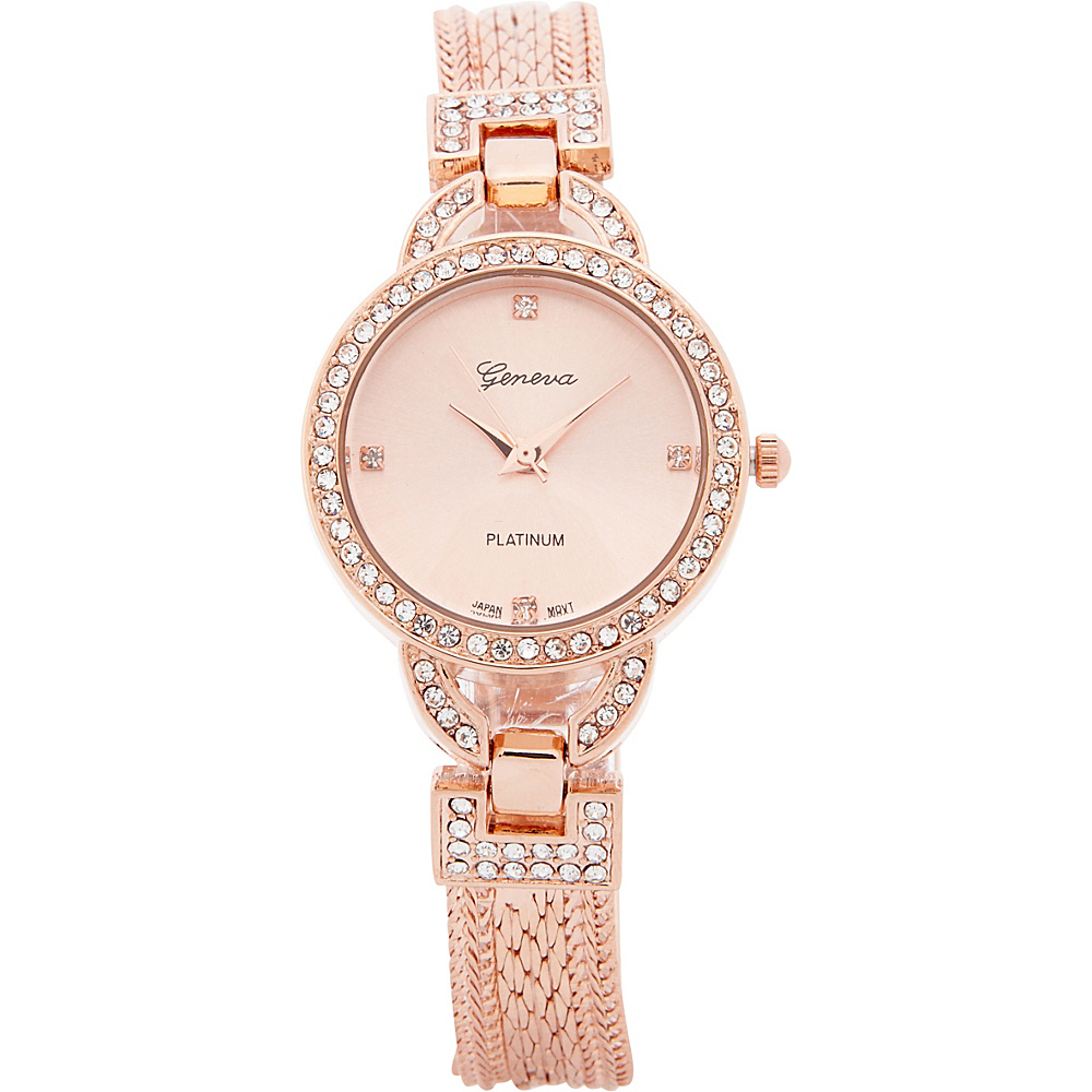 Samoe Bracelet Watch Rose Gold Samoe Watches