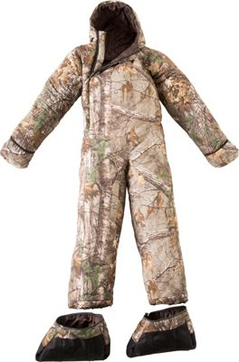 Selk'bag Adult Pursuit Wearable Sleeping Bag Realtree Xtra  -  Extra Large  -  Selk'bag Outdoor Accessories