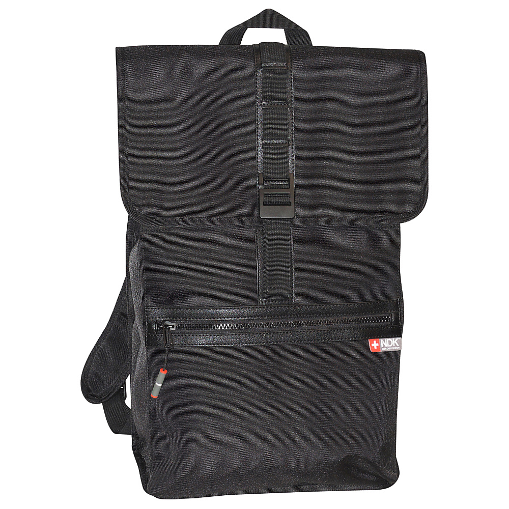 Nidecker Design Capital Collection Backpack Black Nidecker Design Business Laptop Backpacks