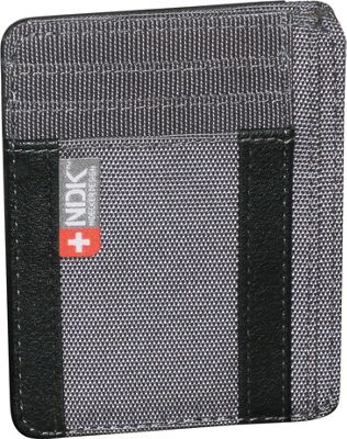 Nidecker Design Capital Collection I. D. Front Pocket Wallet Shale - Nidecker Design Men's Wallets
