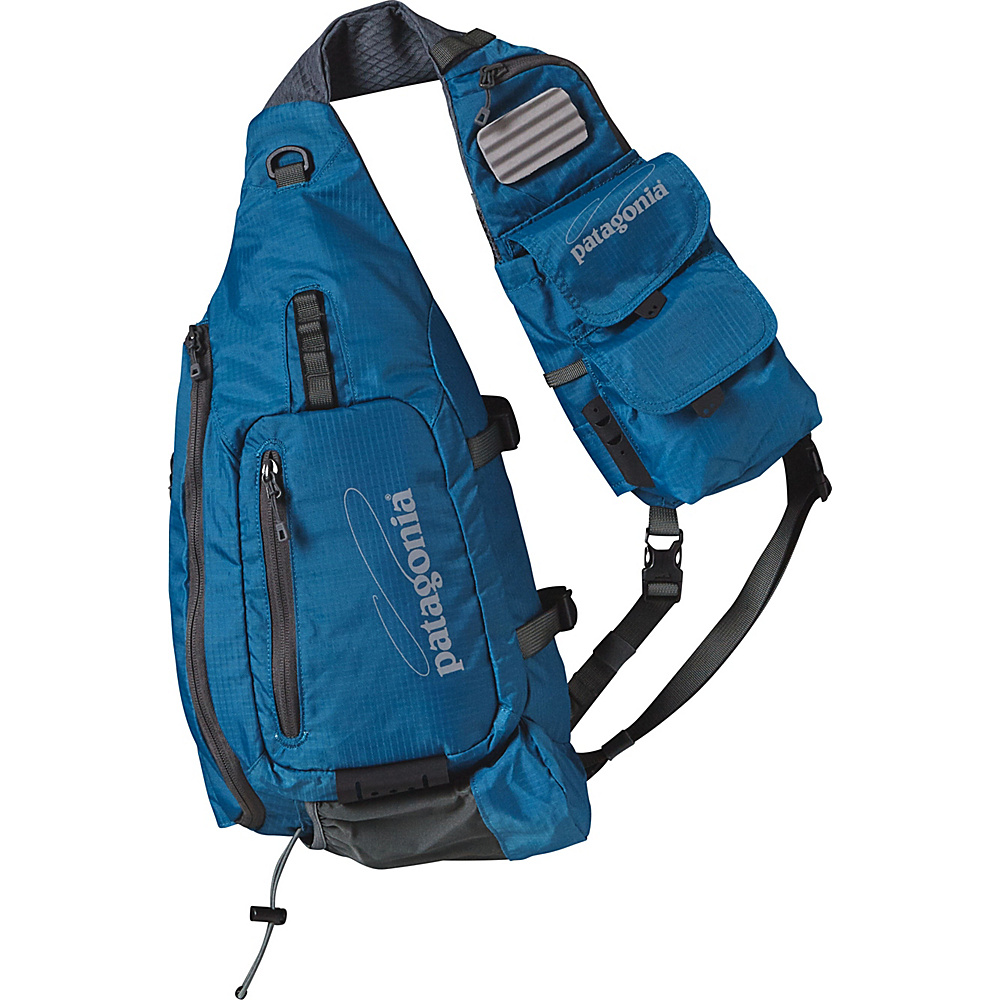 Patagonia Vest Front Sling Underwater Blue - Patagonia Day Hiking Backpacks - Outdoor, Day Hiking Backpacks