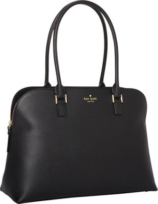 kate spade new york Greene Street Mariella Shoulder Bag Black - kate spade new york Designer Handbags
