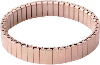 Rilee & Lo Stacking Bracelet for the Apple Watch - Shiny - M/L Rose Gold - Rilee & Lo Wearable Technology