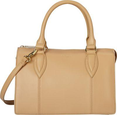 Tignanello City Satchel Dune Multi - Tignanello Leather Handbags