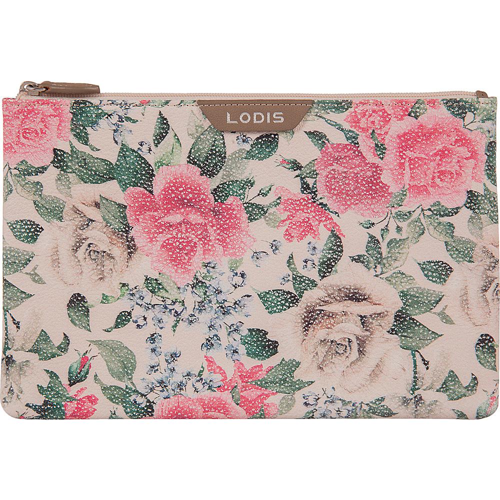 Lodis Bouquet Flat pouch Multi - Lodis Womens Wallets - Women's SLG, Women's Wallets