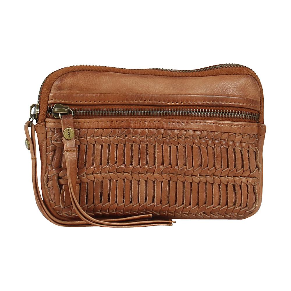 Day Mood Alma Wallet Cognac Day Mood Designer Handbags