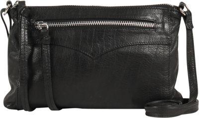 Day & Mood Vera Crossbody Black - Day & Mood Leather Handbags