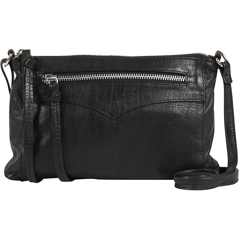 Day Mood Vera Crossbody Black Day Mood Leather Handbags