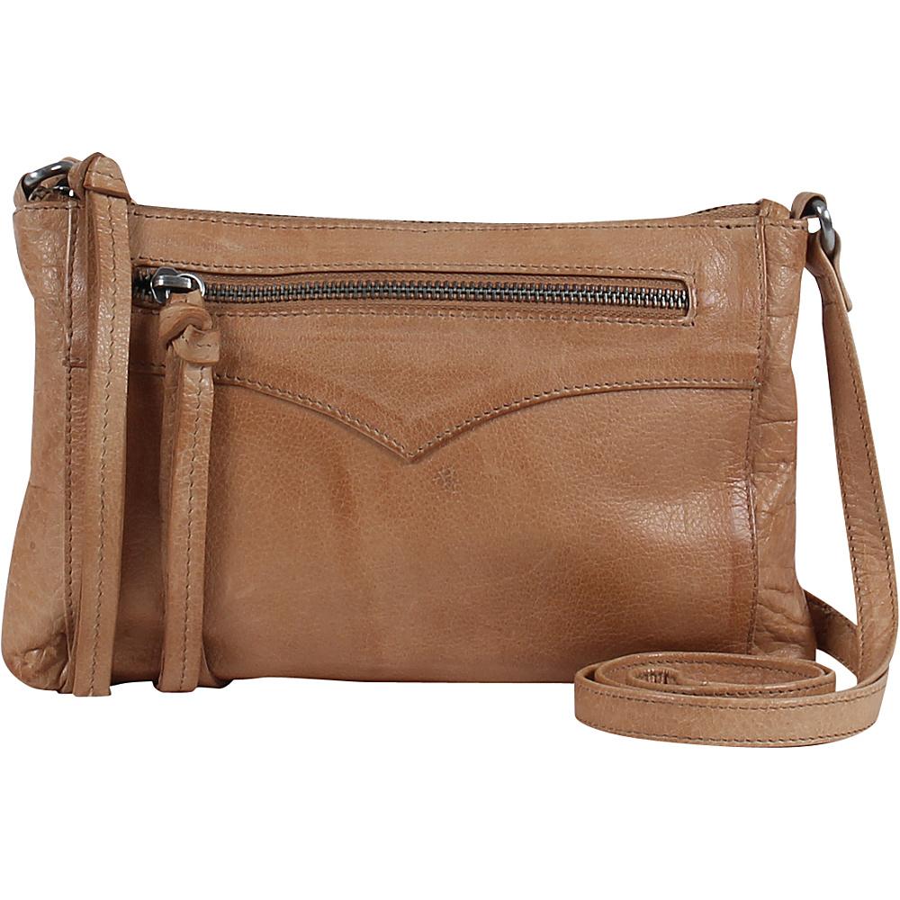 Day Mood Vera Crossbody Camel Day Mood Leather Handbags