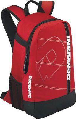 DeMarini DeMarini Uprising Backpack Red - DeMarini Gym Bags