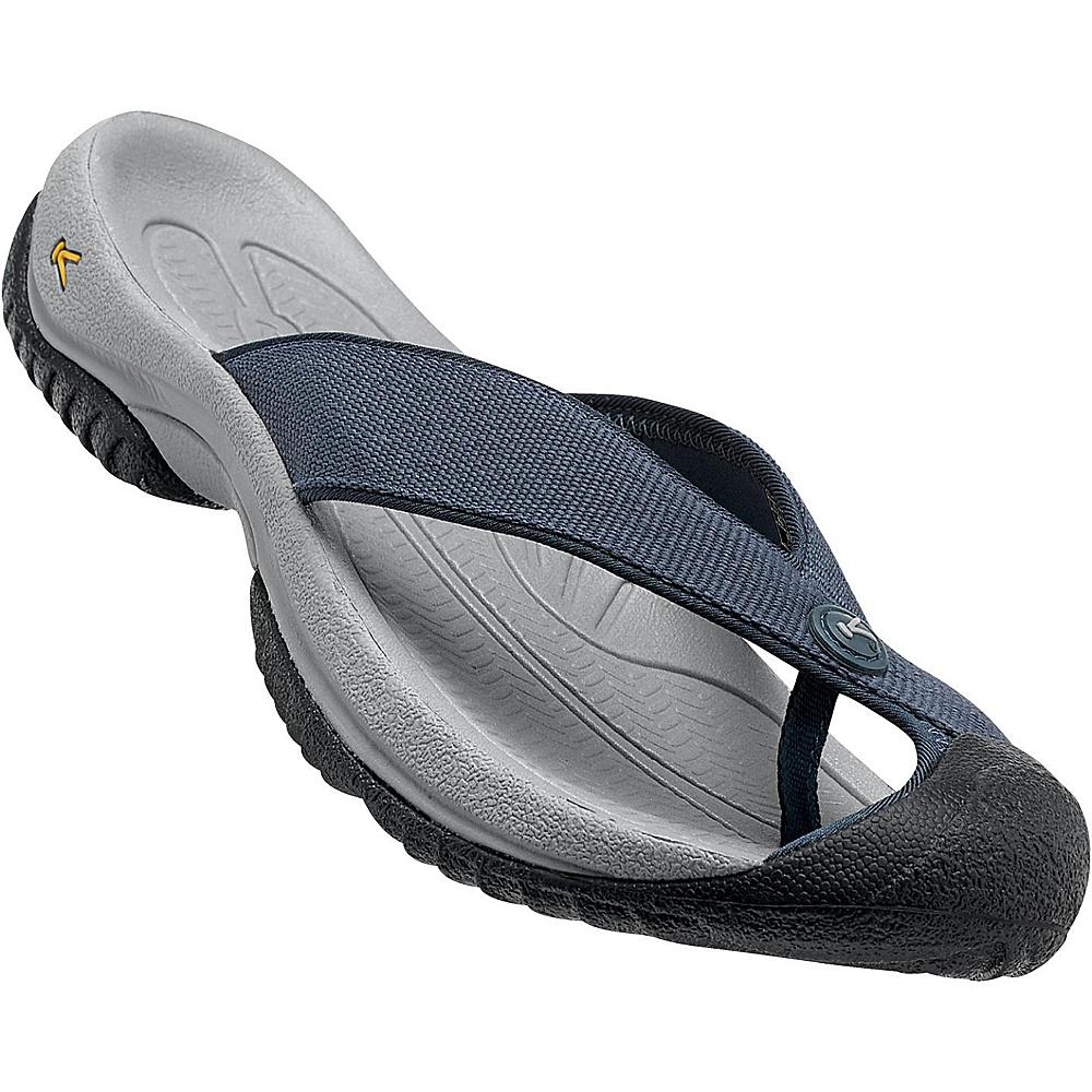 KEEN Mens Waimea H2 Sandal 11 - Midnight Navy / Neutral Grey - KEEN Mens Footwear - Apparel & Footwear, Men's Footwear