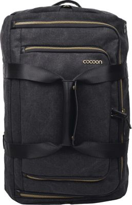 Cocoon Urban Adventure Convertible Carry-on Travel Backpack Black - Cocoon Travel Backpacks
