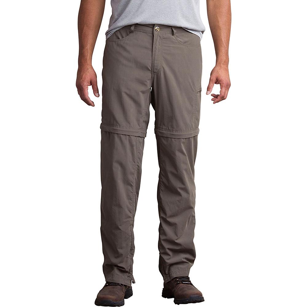 ExOfficio Mens Bugs Away Sol Cool Ampario Pant 30 Inseam 30 - Cigar - ExOfficio Mens Apparel - Apparel & Footwear, Men's Apparel