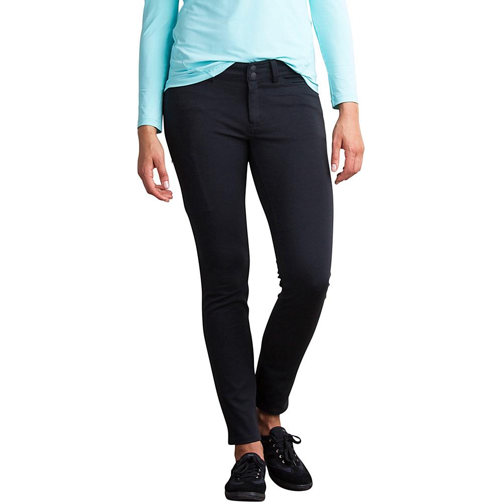 ExOfficio Womens Odessa Pant 2 - Black - ExOfficio Womens Apparel - Apparel & Footwear, Women's Apparel