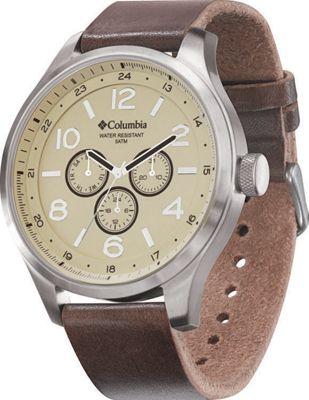 Columbia Watches Skyline Watch Brown/Eggshell - Columbia Watches Watches