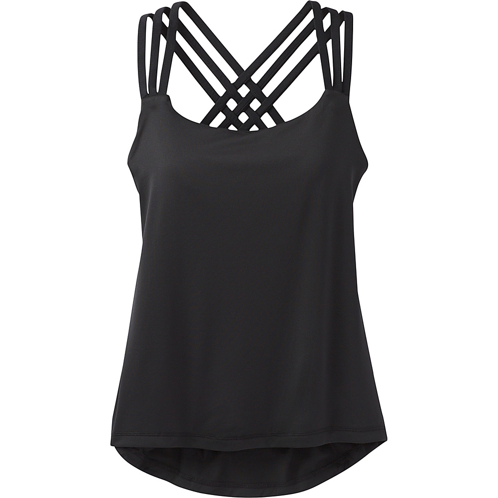 PrAna Waterfall Tank S - Black - PrAna Womens Apparel - Apparel & Footwear, Women's Apparel