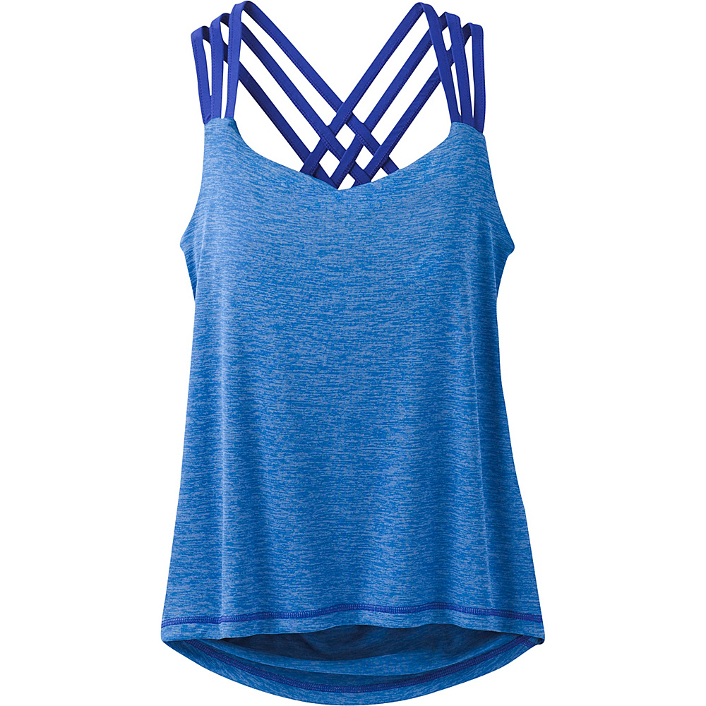 PrAna Waterfall Tank M - Cobalt - PrAna Womens Apparel - Apparel & Footwear, Women's Apparel