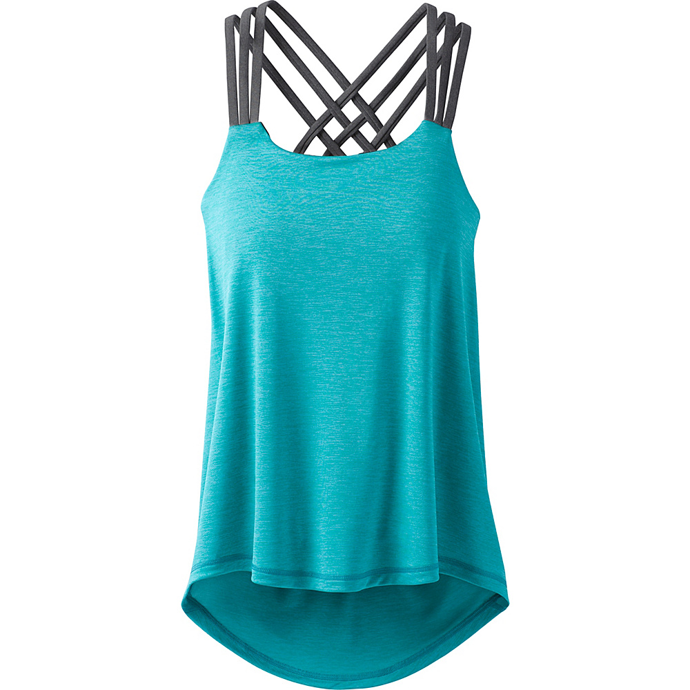 PrAna Waterfall Tank S - North Sea - PrAna Womens Apparel - Apparel & Footwear, Women's Apparel
