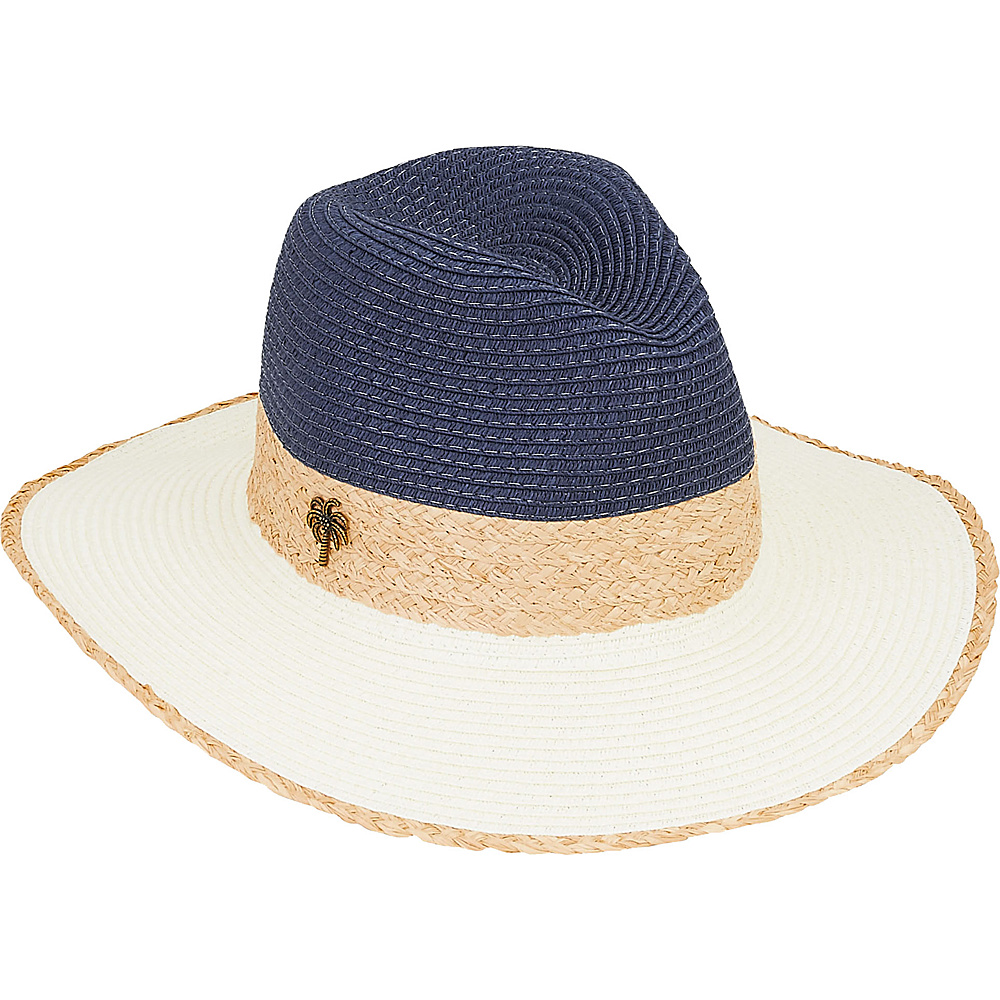 Sun N Sand Safari Hat Navy - Sun N Sand Hats/Gloves/Scarves - Fashion Accessories, Hats/Gloves/Scarves