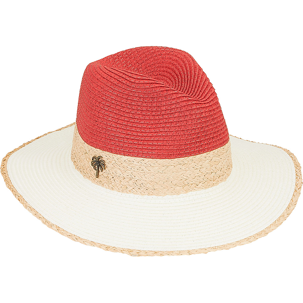 Sun N Sand Safari Hat Red - Sun N Sand Hats/Gloves/Scarves - Fashion Accessories, Hats/Gloves/Scarves