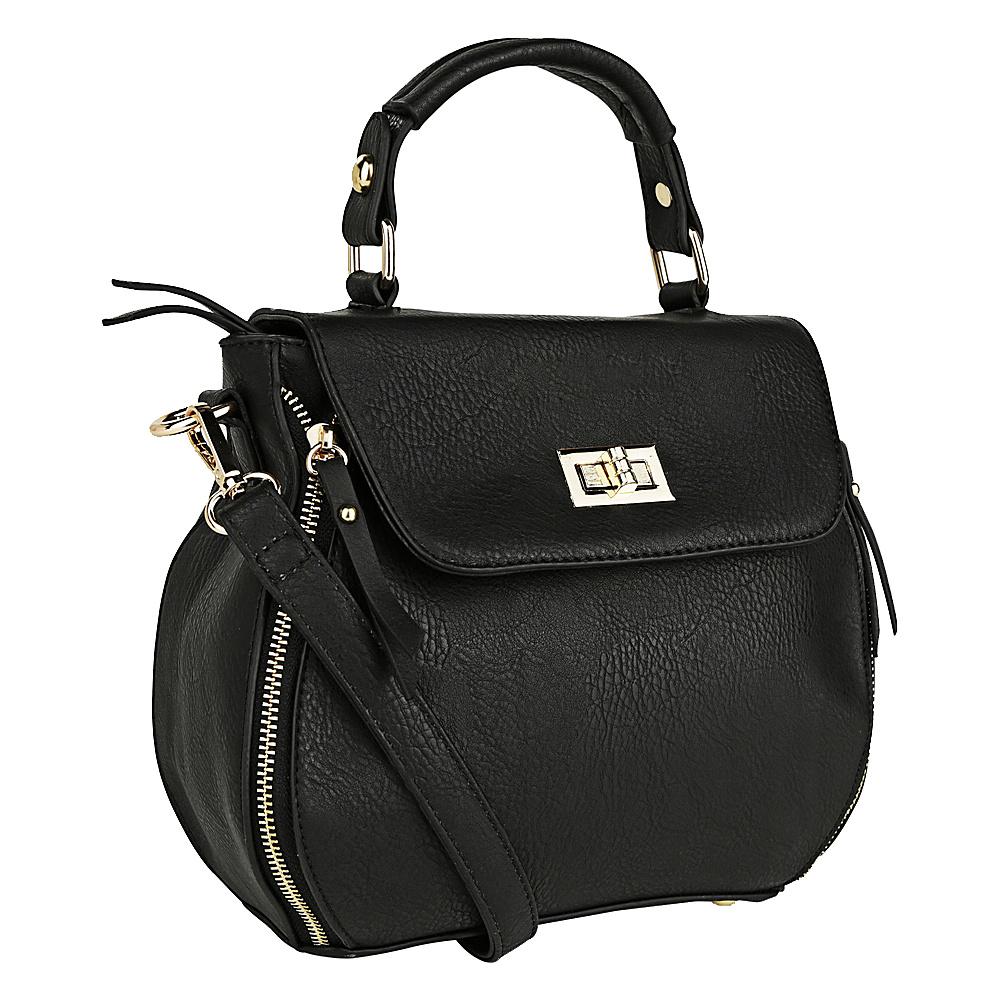 MKF Collection by Mia K. Farrow Shava Crossbody Black - MKF Collection by Mia K. Farrow Manmade Handbags - Handbags, Manmade Handbags