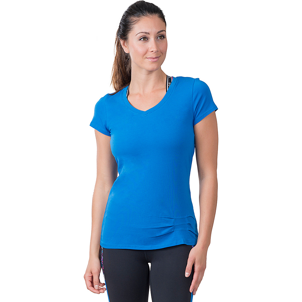 Soybu Travel Tee L - Beta - Soybu Womens Apparel - Apparel & Footwear, Women's Apparel