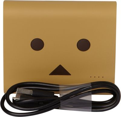 cheero Power Plus 13400mAh Danboard Version Light Brown - cheero Portable Batteries & Chargers