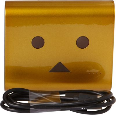 cheero Power Plus 13400mAh Danboard Version Gold Ingot - cheero Portable Batteries & Chargers