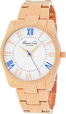Kenneth Cole Watches Women's Classic Watch White - Kenneth Cole Watches Watches