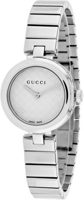 Gucci Watches Gucci Watches Women's Diamantissima Watch White - Gucci Watches Watches