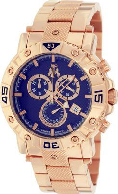 Jivago Watches Men's Titan Watch Blue - Jivago Watches Watches