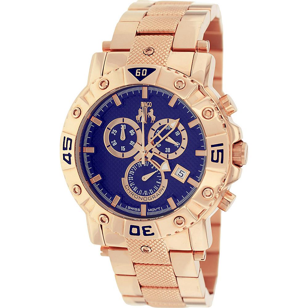 Jivago Watches Men s Titan Watch Blue Jivago Watches Watches
